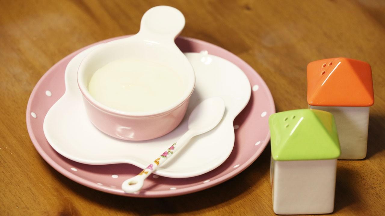 아기 입맛을 살려주는 사과미음(초기/생후 4-6개월)