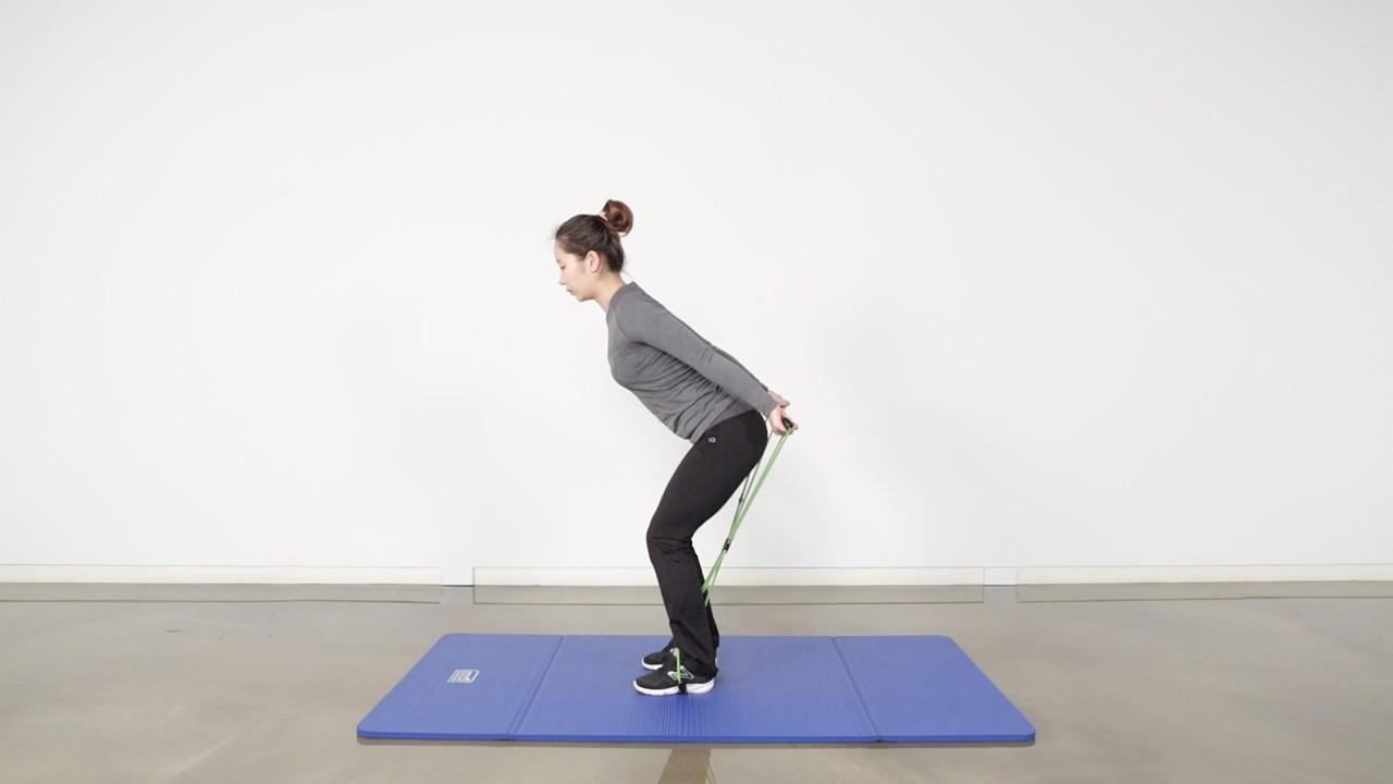 필라테스 코어트레이너를 이용한 근육 안정화 및 코어운동