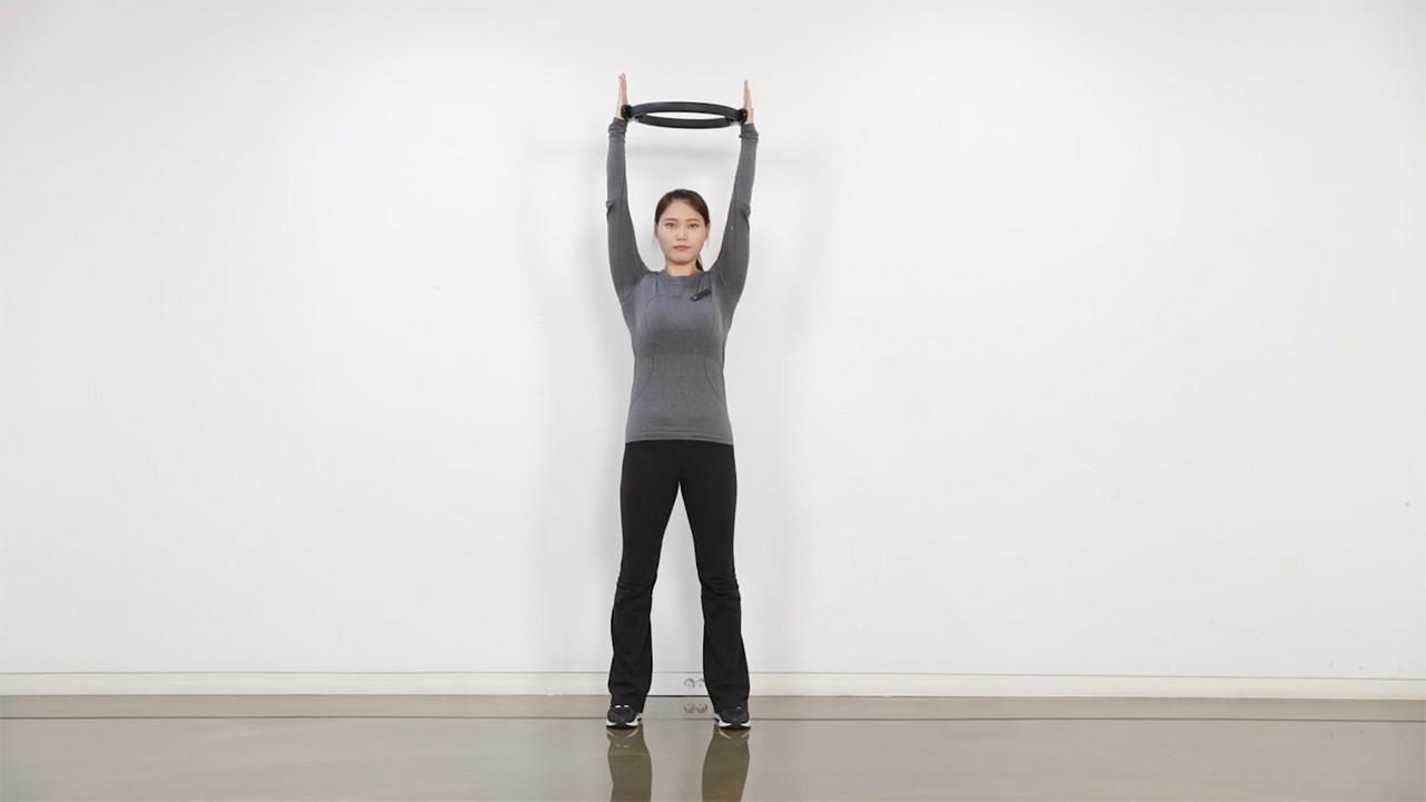 어깨를 튼튼하게 만들어주는 운동