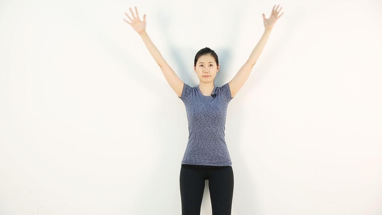 어깨충돌증후군이 있는 분들에게 추천하는 어깨 운동
