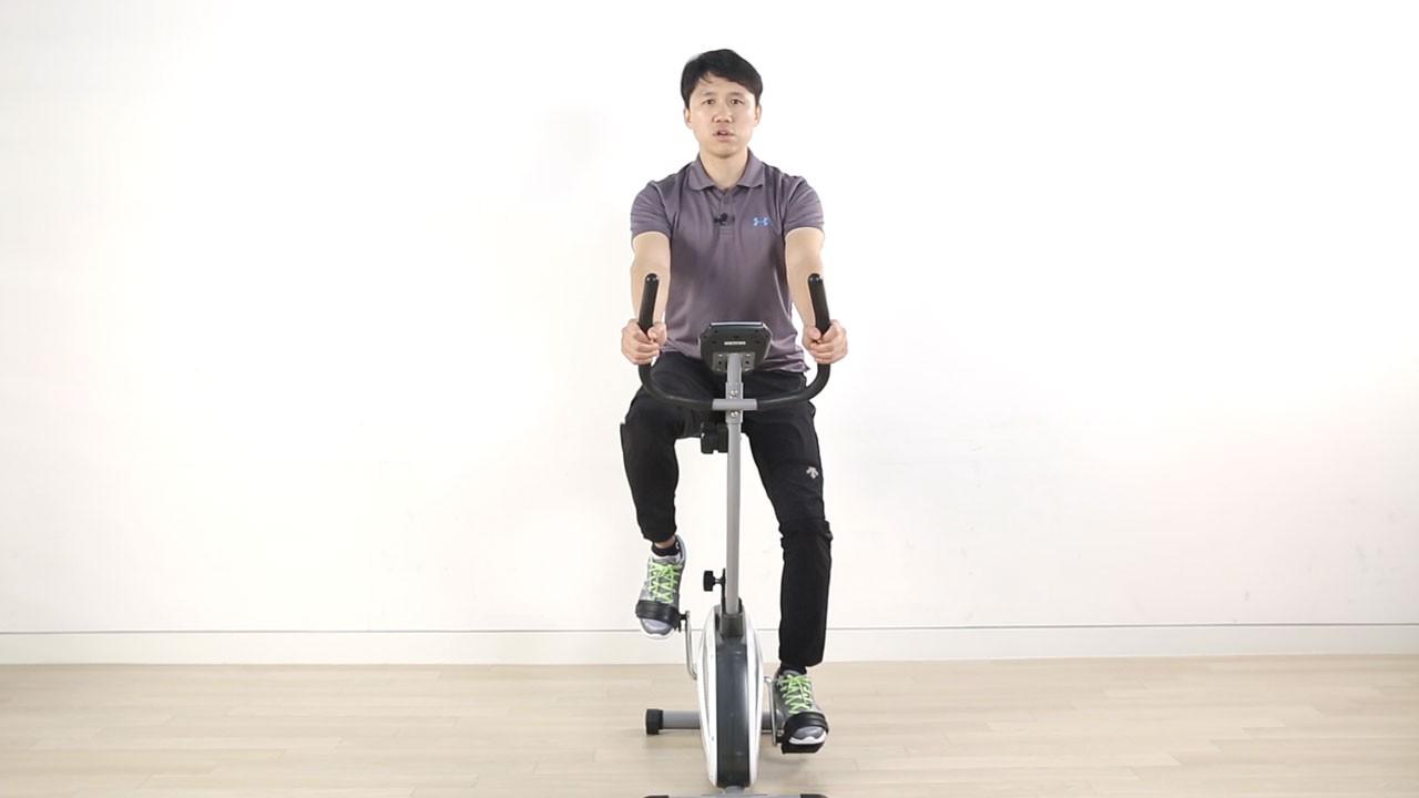 [유산소 운동] 스트레스 해소는 덤, 자전거 타기